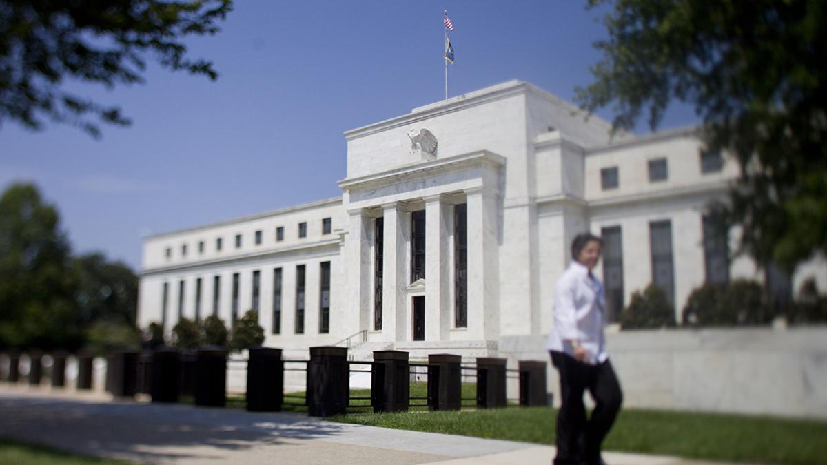 Восстановление экономики США является испытанием нового обещания Федеральной резервной системы США